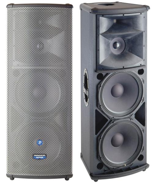 Mackie SA1532Z Active Speakers