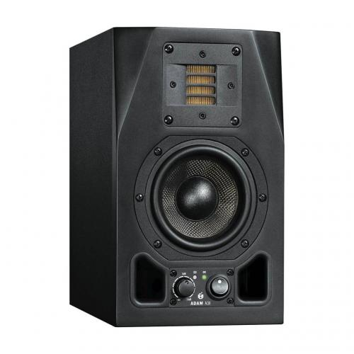 Adam Audio A3X Active Studio Monitor (Single Black)