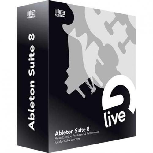 Ableton Suite 8 Production and Live Performance