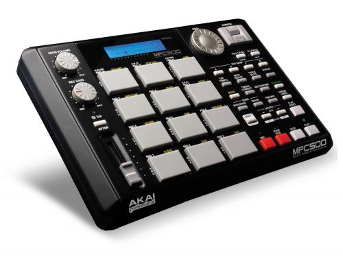 MPC500 PRODUCTION, POWER AND NEXT LEVEL PORTABILITY
