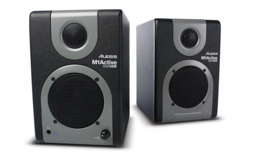 Alesis M1 Active 320 USB Monitors (Pair)