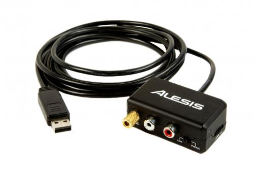 Alesis PhonoLink AudiLink RCA to USB Cable