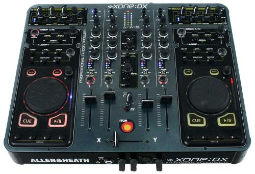 Allen & Heath Xone DX Flat