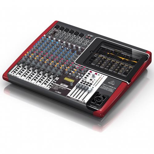 Behringer XENYX iX1642USB 16-Channel Mixer with iPad Dock