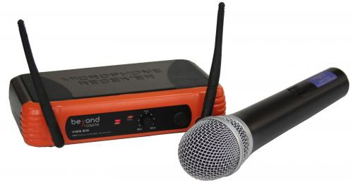 Beyond Acoustic VWS S1 VHF Wireless Mic System