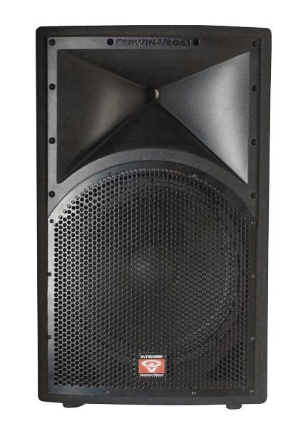 Cerwin Vega Intense INT152 Speakers