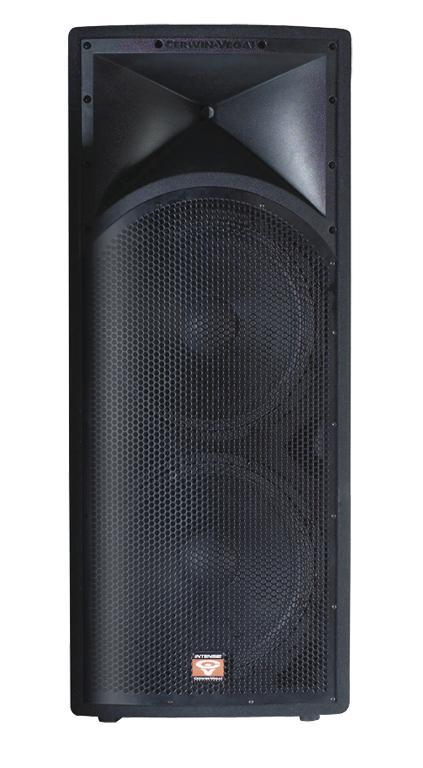 Cerwin Vega Intense INT252 Speakers