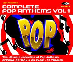 DMC Complete Pop Anthems Box Set