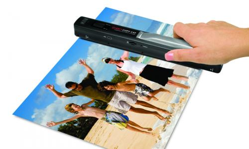 Ion Copy Cat Handheld Document Scanner
