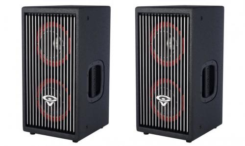 Cerwin Vega CVA 28 Active Speakers (Pair)