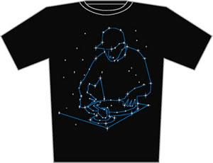 Star DJ (Glow in the dark)