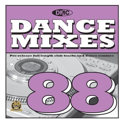 DMC Dance Mixes 88 Single CD