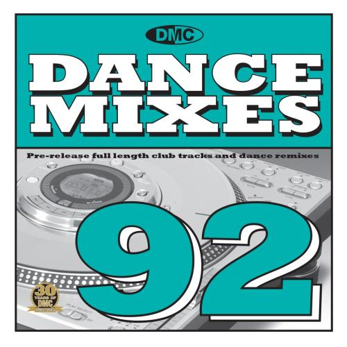 DMC Dance Mixes 92 Single CD