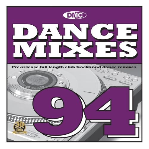 DMC Dance Mixes 94 Single CD