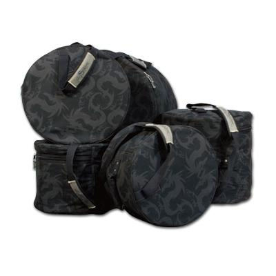 Gigskinz DGDRUM5 Universal Five Piece Set Of Drum Bags Form