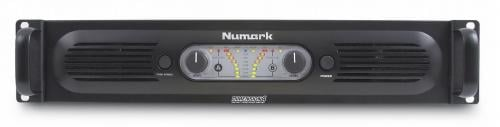 Numark Dimension 3 + 4 Amplifier Front