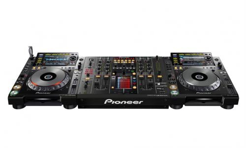 Pioneer CDJ2000 Nexus & DJM2000 Nexus Package