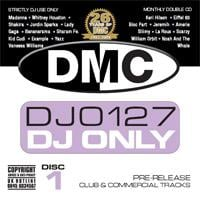 DMC DJ Only 126 (Double CD) September 09