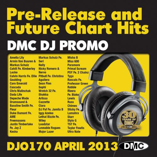 DMC DJ Promo 170 Double CD Compilation April 2013