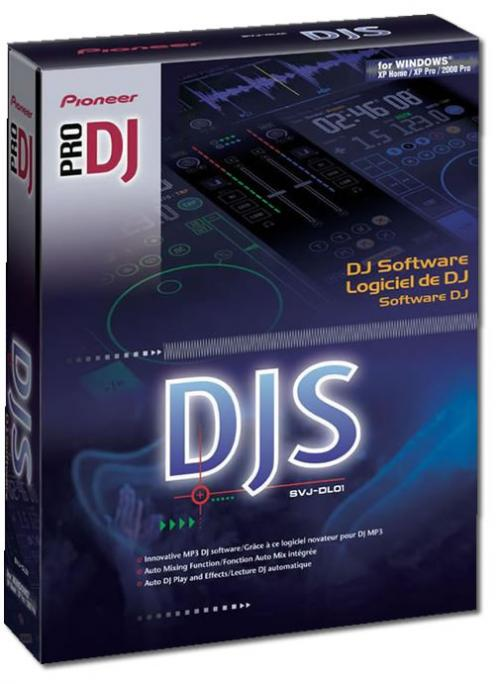 Pioneer DJS Software