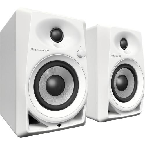 Pioneer DM-40 White Active Monitors