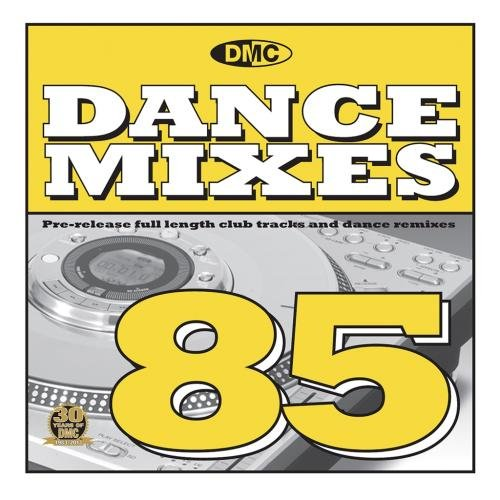 DMC Dance Mixes 85 Single CD