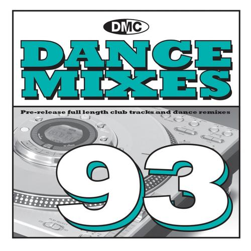 DMC Dance Mixes 93 Single CD