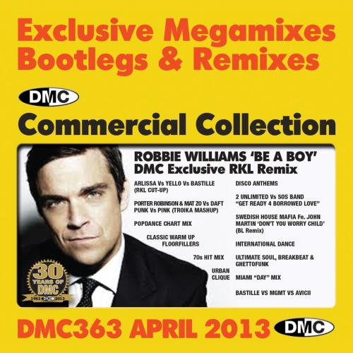 DMC Commercial Collection 363 Apr 2013