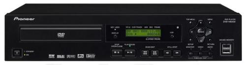 Pioneer DVDV8000 Professional DVD Recorder / Player
