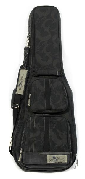GIGSKINZ DGEG ELECTRIC GUITAR BAG - ACCOMMODATES MOST OF ELECTRIC GUITARS