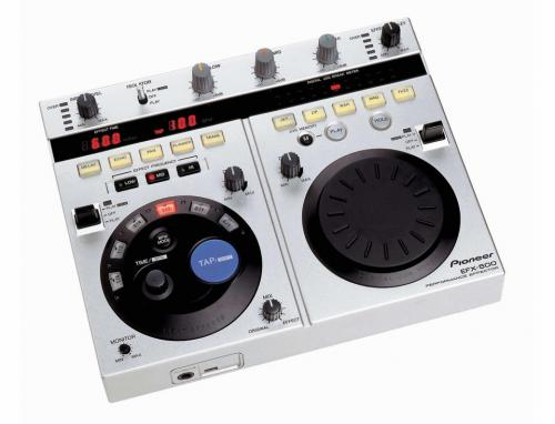 Pioneer EFX500 DJ Effects Unit
