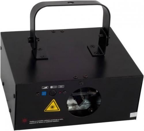 Laserworld EL-250RBV 250mw Red Blue-Violet Laser