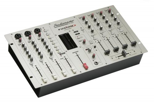 Studiomaster Fusion DSP Effects Mixer