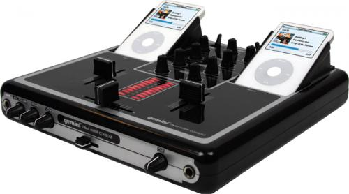 Gemini iTrax Ipod Mixer Black