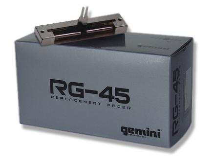 Gemini RG45 Replacement Crossfader