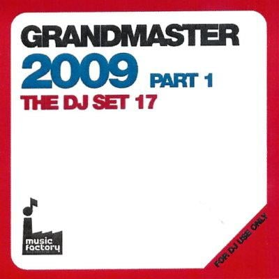 Mastermix Grandmaster 2009 Part 1 (Double CD)