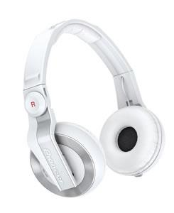 Pioneer HDJ500 Headphones White