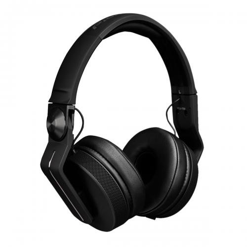 Pioneer HDJ-700 Black Headphones
