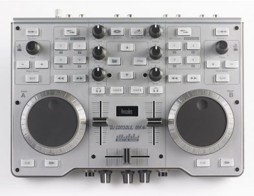Hercules DJ Console Mk4 Controller With Soundcard