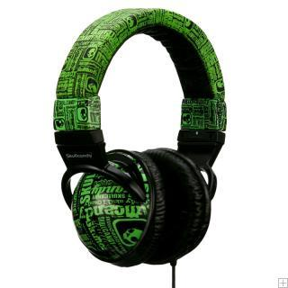Skullcandy-Hesh Black/Green