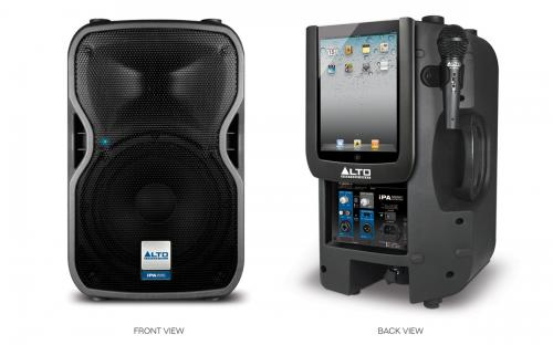 Alto iPA 400W Powered Speaker for iPad