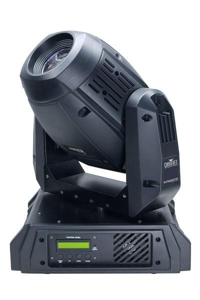 chauvet intimidator spot 250 dmx moving head with msd250 lamp. Black Bedroom Furniture Sets. Home Design Ideas