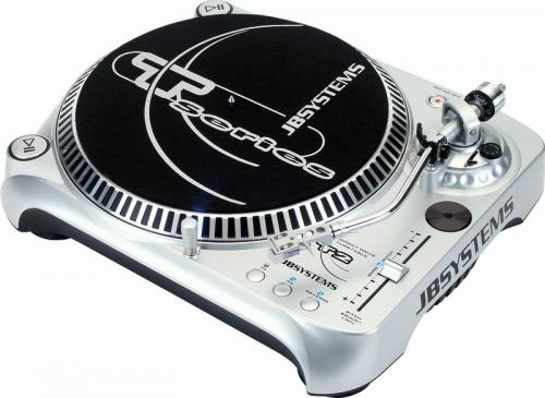 JB Systems T2 Direct Drive Pro Turntable