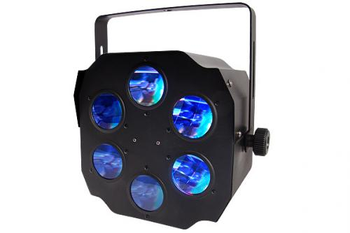 KAM LED Colourbeam 6 DMX LED Effect