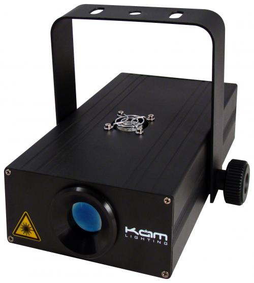 KAM DMX Laser 40 FScan High Power Scanning Laser