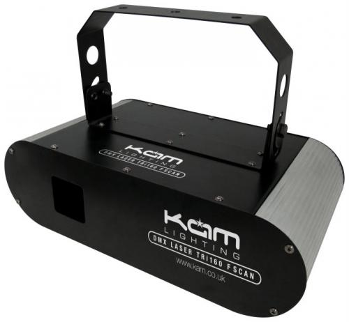 KAM DMX Laser Tri160 FScan High Power Scanning Laser