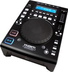 KAM KCD400 CD MP3 Scratch Player
