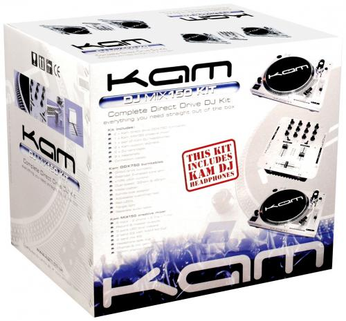 Kam DJ MIX 150 Direct Drive DJKit