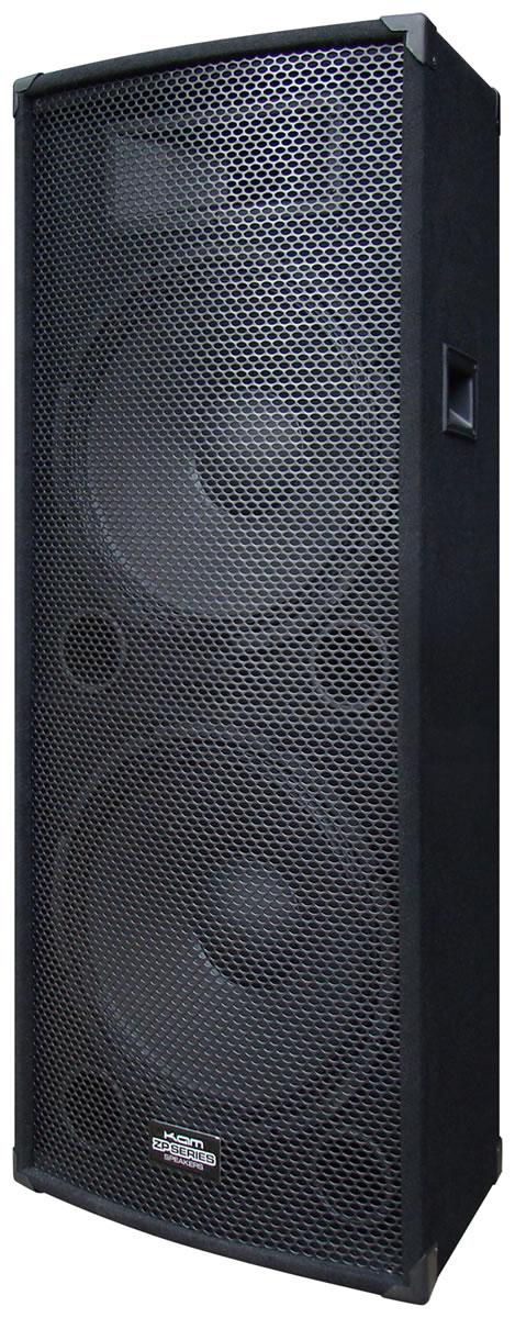 KAM ZP-215 400W 3-Way Full Range Speaker