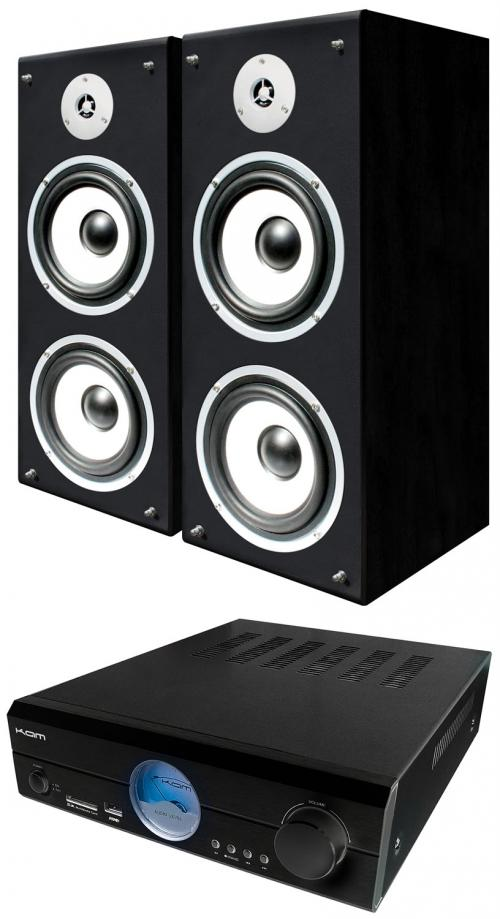 kam soundpack sd pro card usb input home sound system